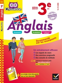 ANGLAIS 3E SPECIAL BREVET