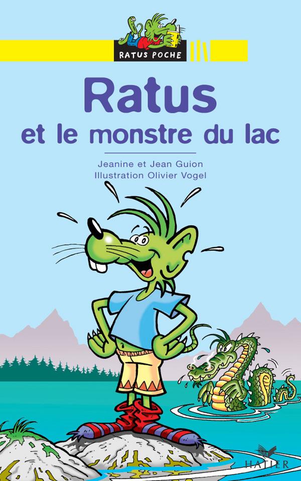 RATUS ET LE MONSTRE DU LAC