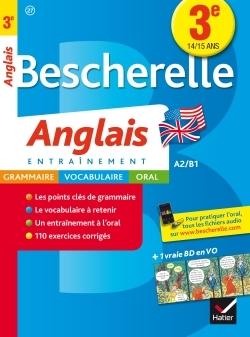 BESCHERELLE ANGLAIS 3E