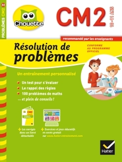 RESOLUTION DE PROBLEME CM2