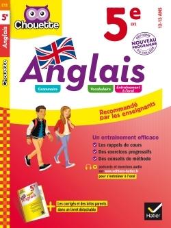 ANGLAIS 5E