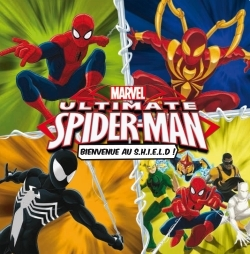ULTIMATE SPIDERMAN, COMPILATION DISNEY MONDE ENCHANTE