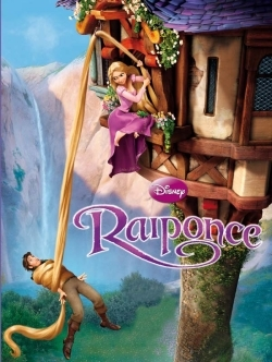 RAIPONCE - DISNEY CINEMA