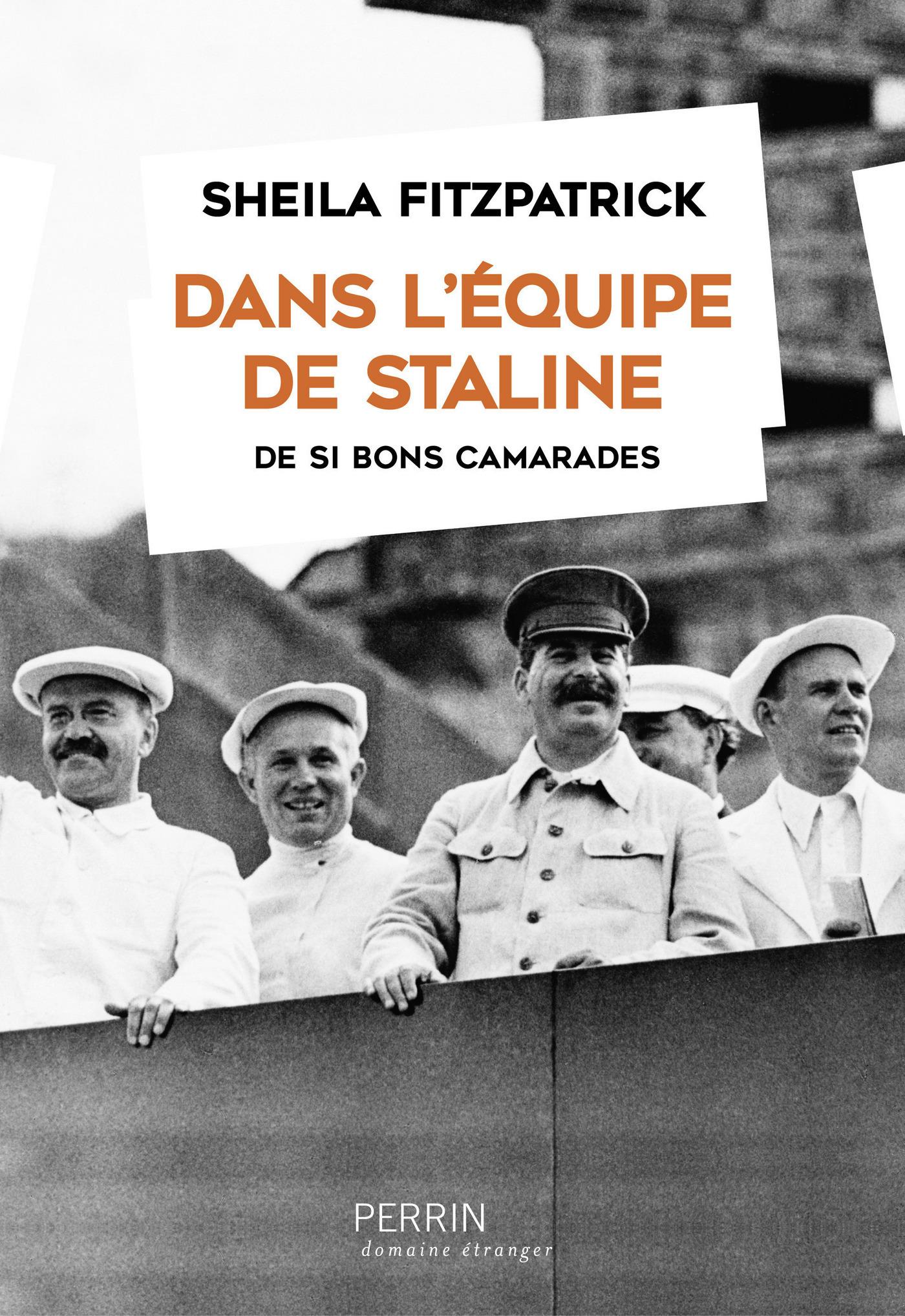 Dans l'équipe de Staline