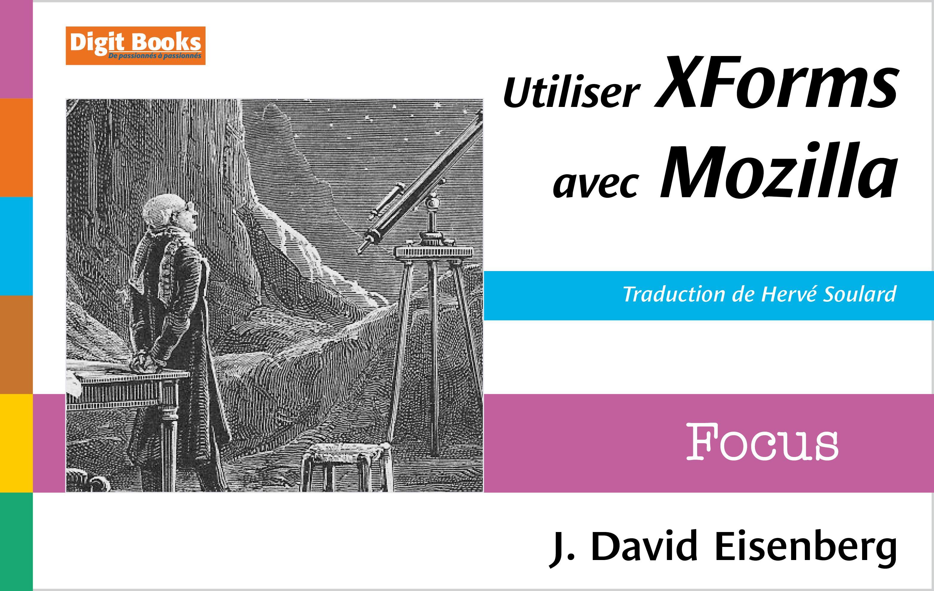 Utiliser XForms avec Mozilla