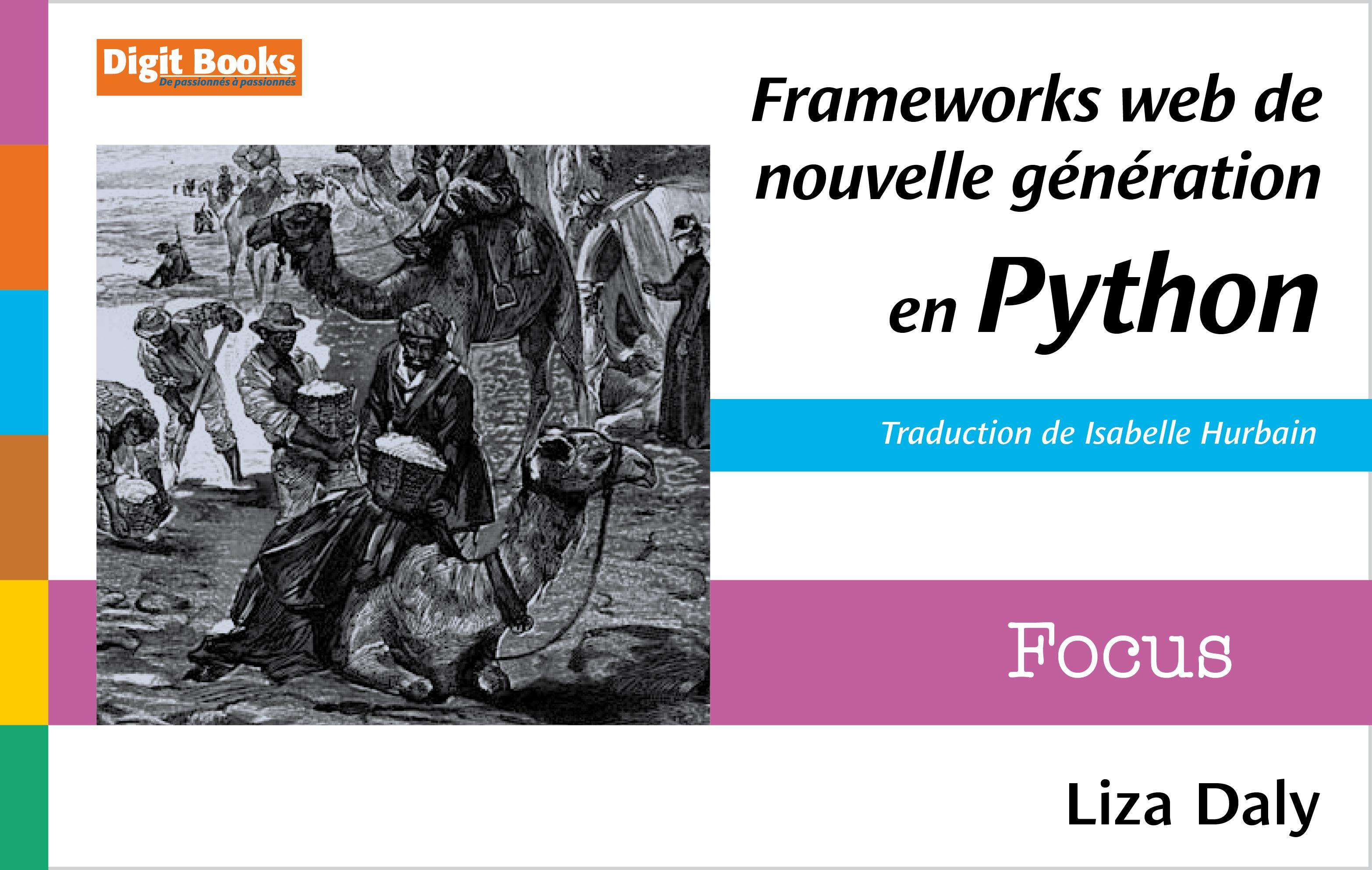 Frameworks web de nouvelle génération en Python