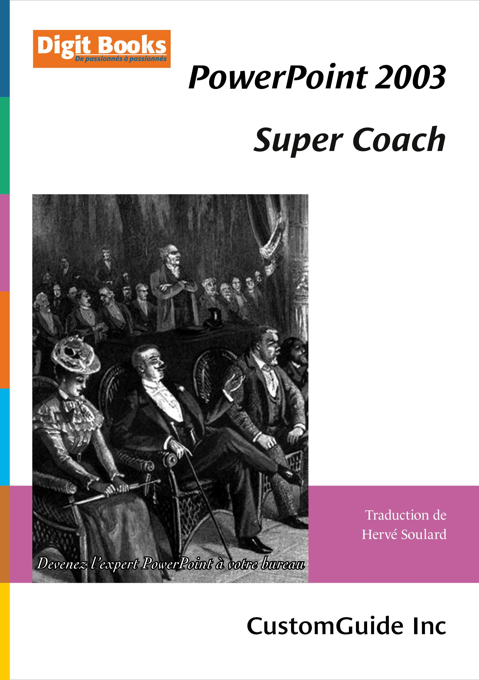 PowerPoint 2003 Super Coach