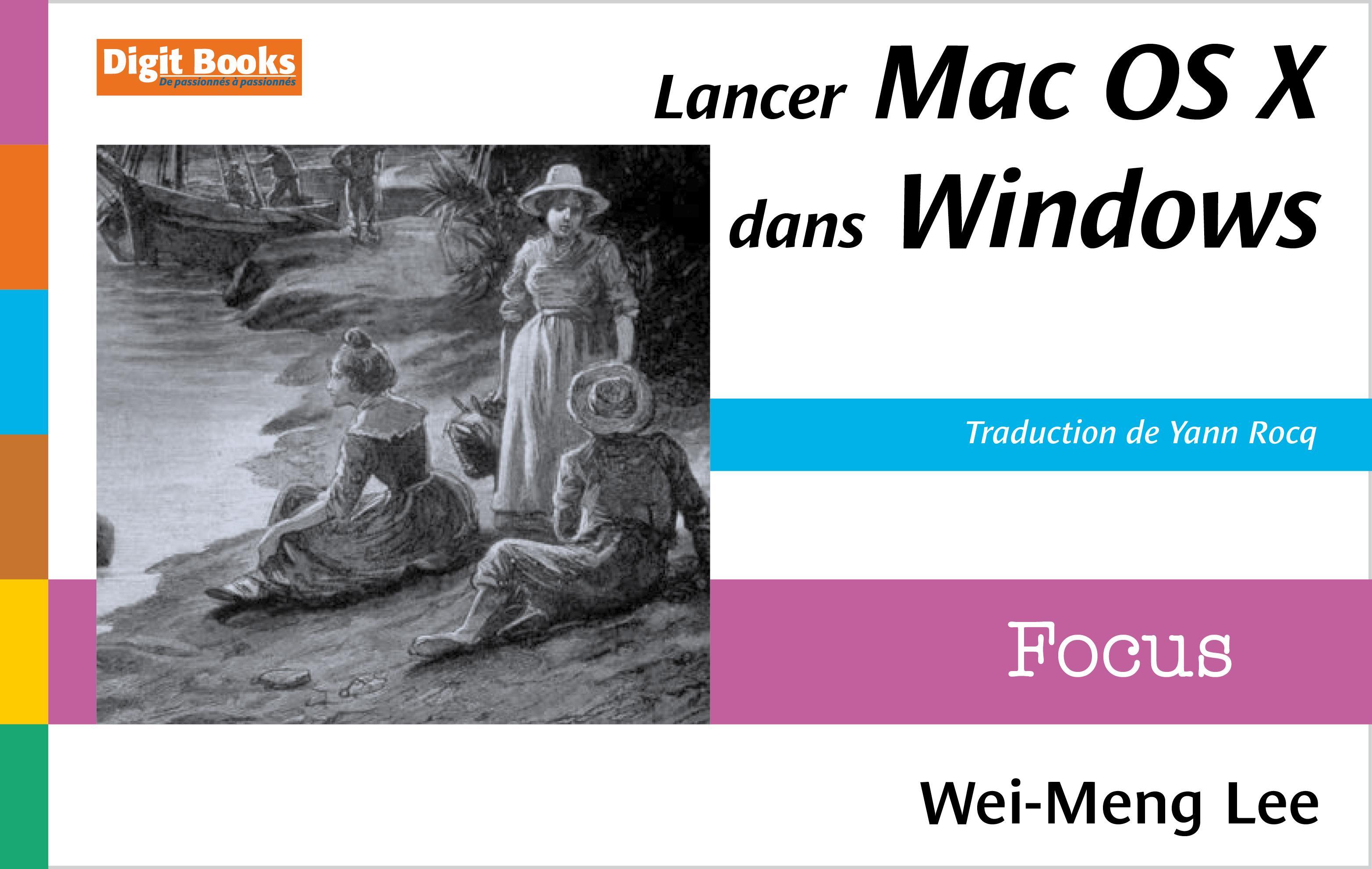 Lancer Mac OS X dans Windows