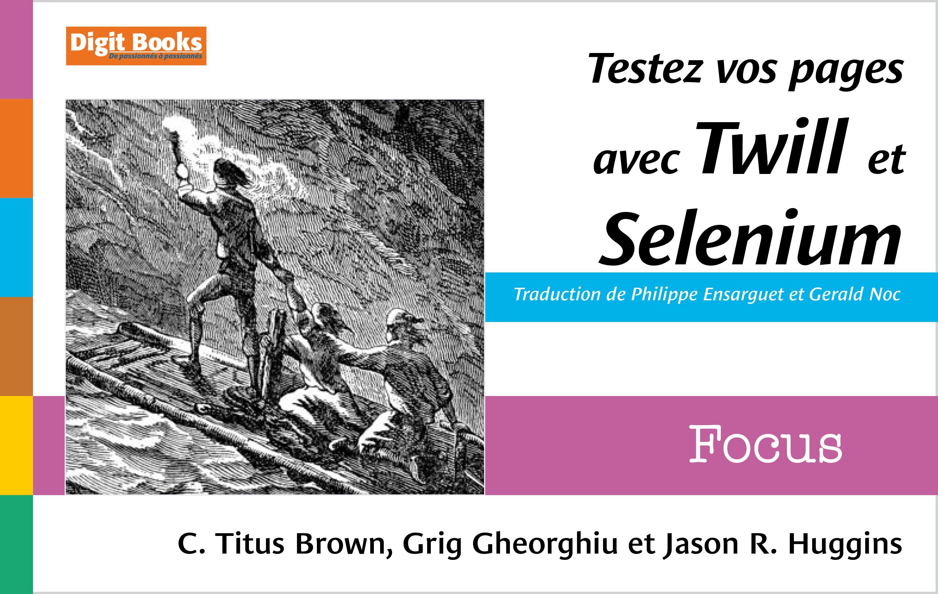 Testez vos pages web avec Twill et Selenium