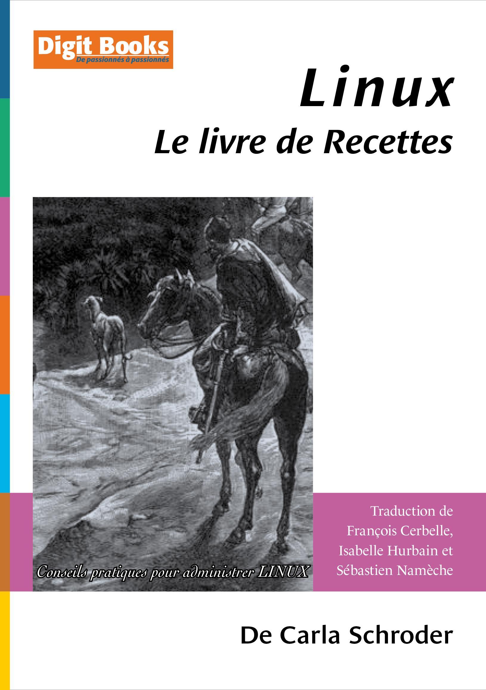 Linux - Le livre de Recettes