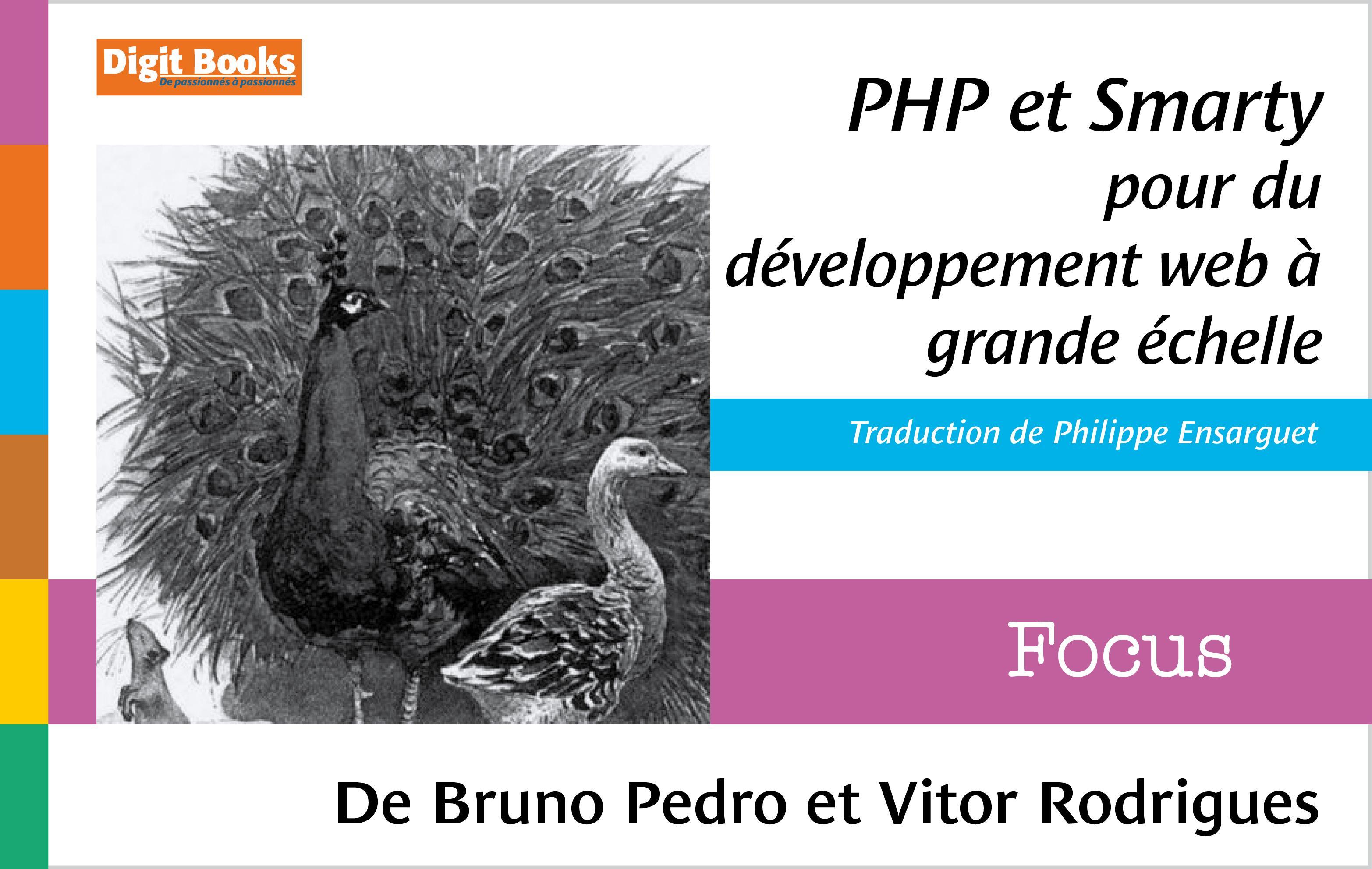 PHP et Smarty pour du développement web à grande échelle
