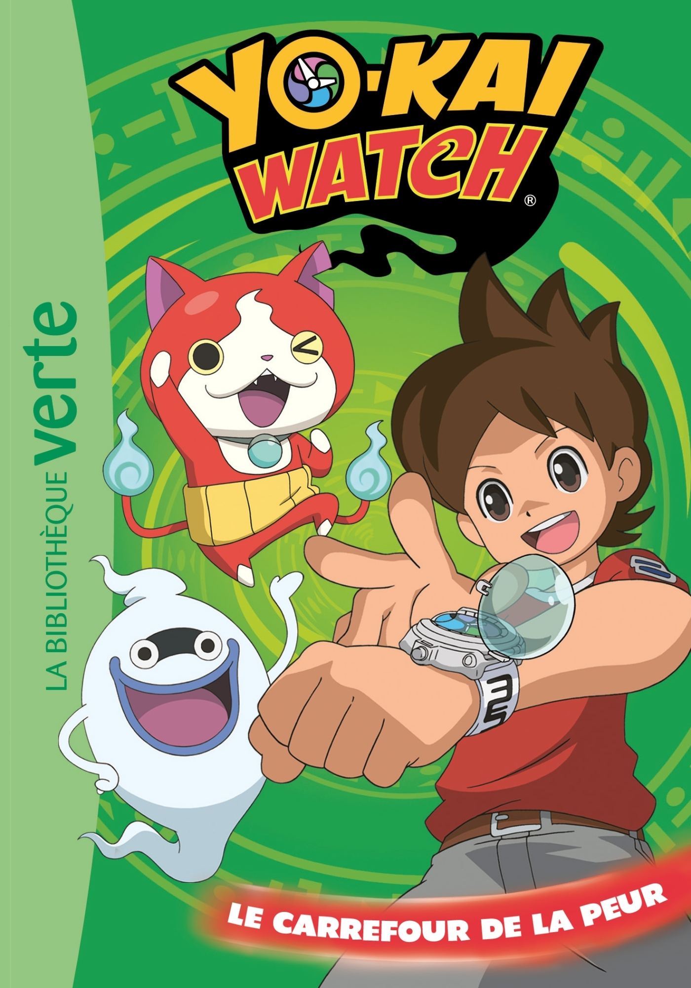YO-KAI WATCH 02 - LE CARREFOUR DE LA PEUR