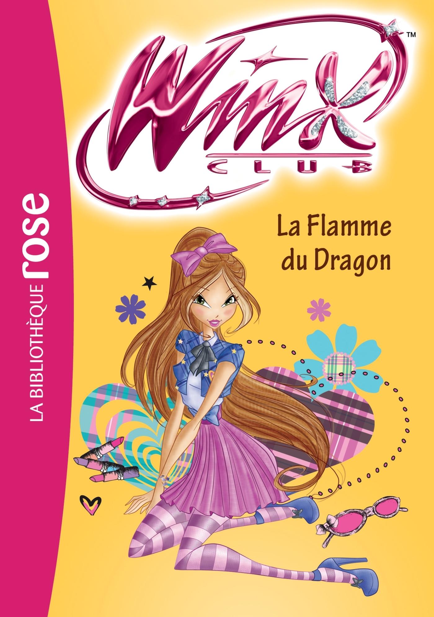 WINX 58 - LA FLAMME DU DRAGON