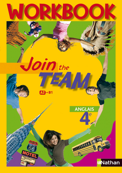 JOIN THE TEAM 4E WORKBOOK 2008