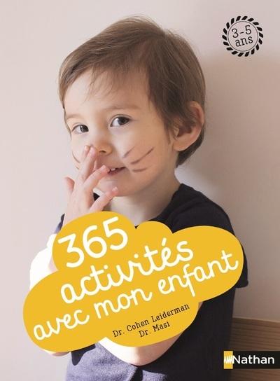 365 ACTIVITES AVEC MON ENFANT 3/5 ANS