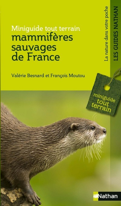 MAMMIFERES SAUVAGES DE FRANCE