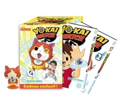 YO-KAI WATCH COFFRET SAISON 1