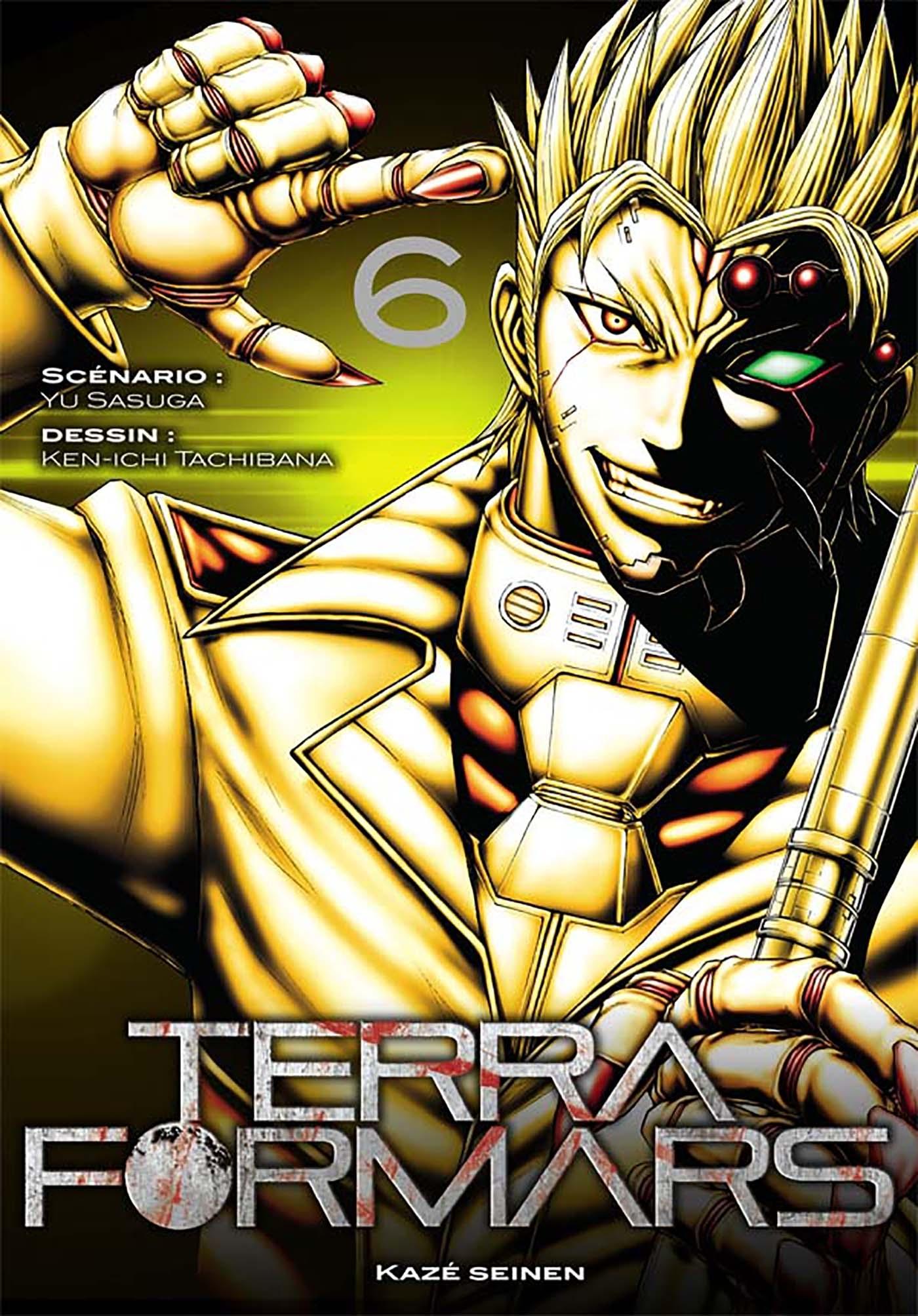 TERRA FORMARS T06