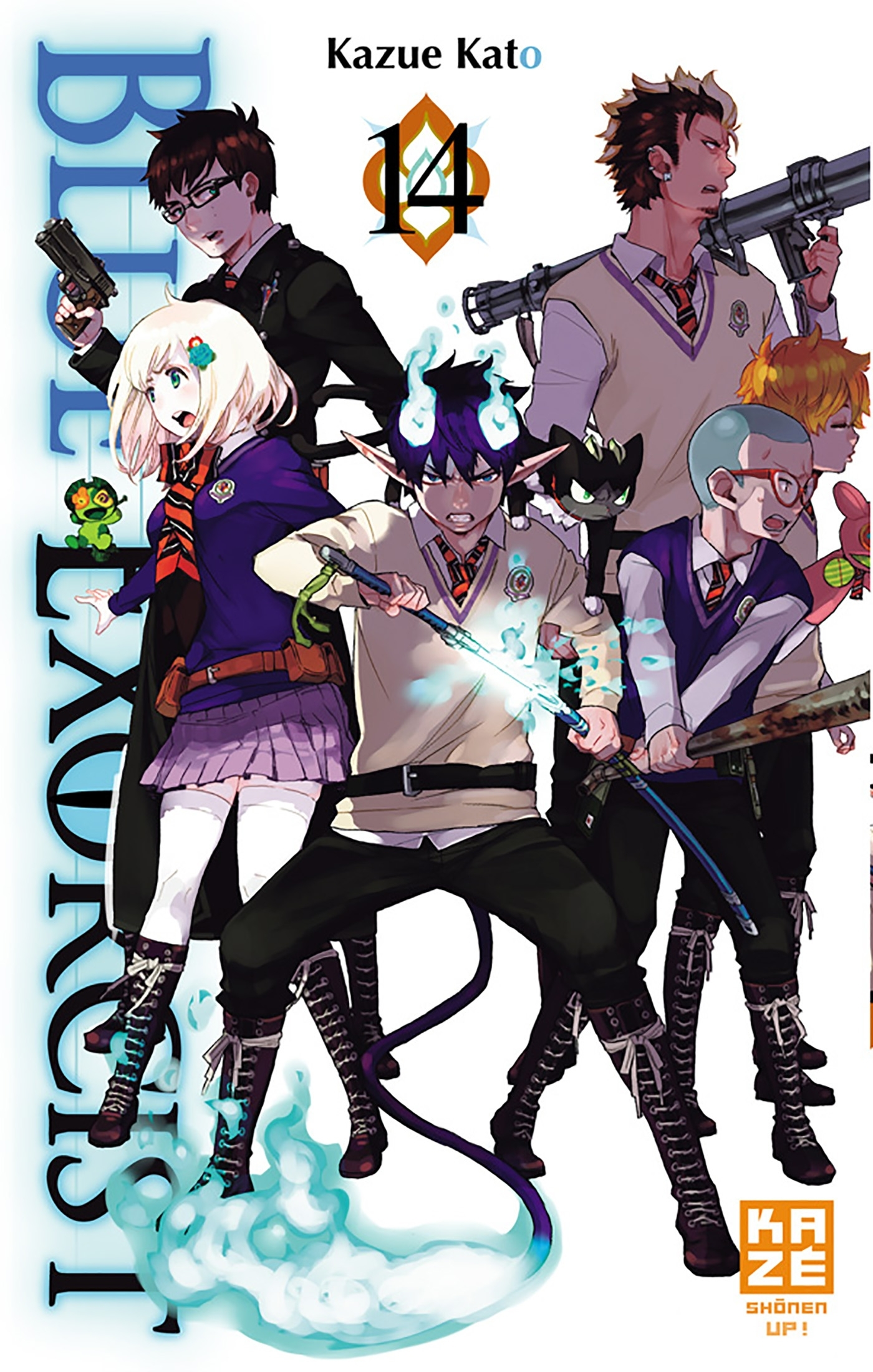 BLUE EXORCIST T14