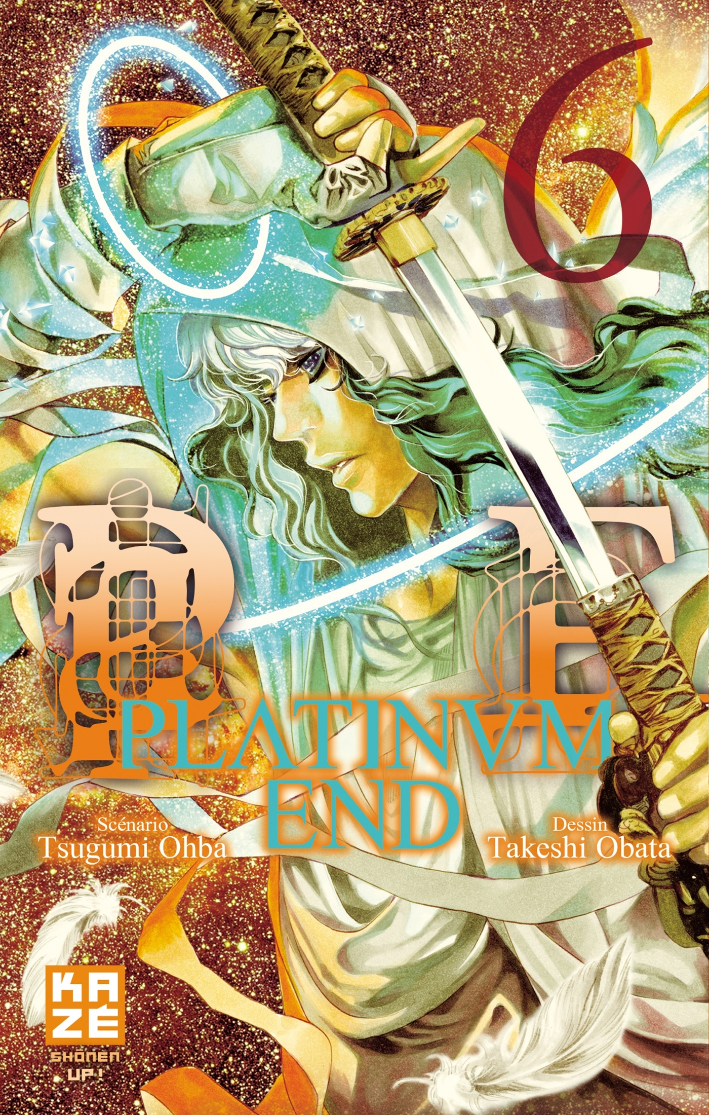 PLATINUM END T06