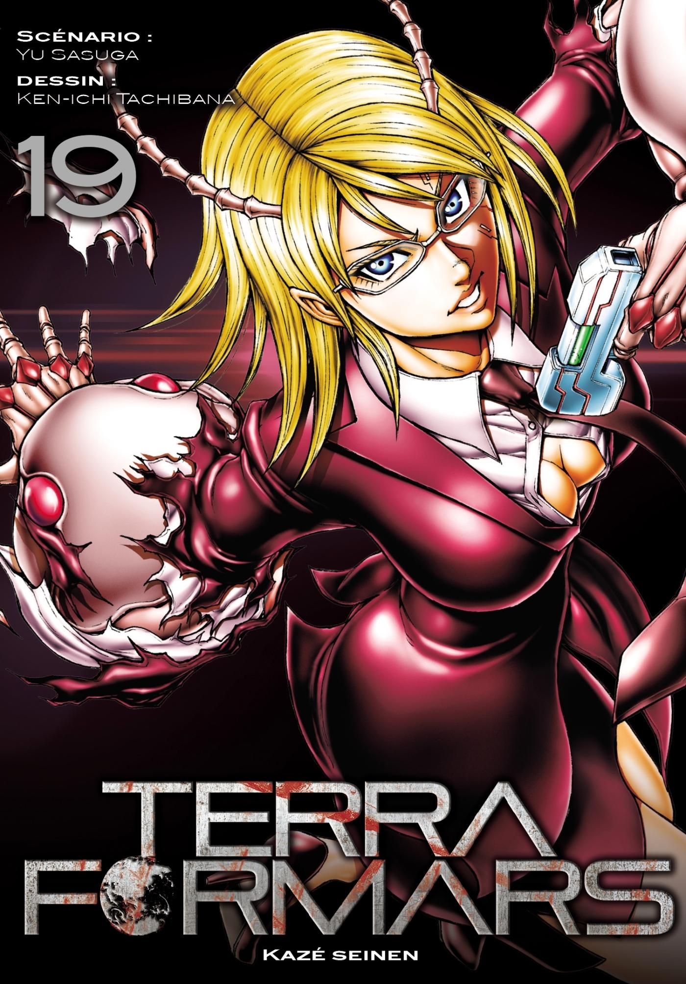 TERRA FORMARS T19