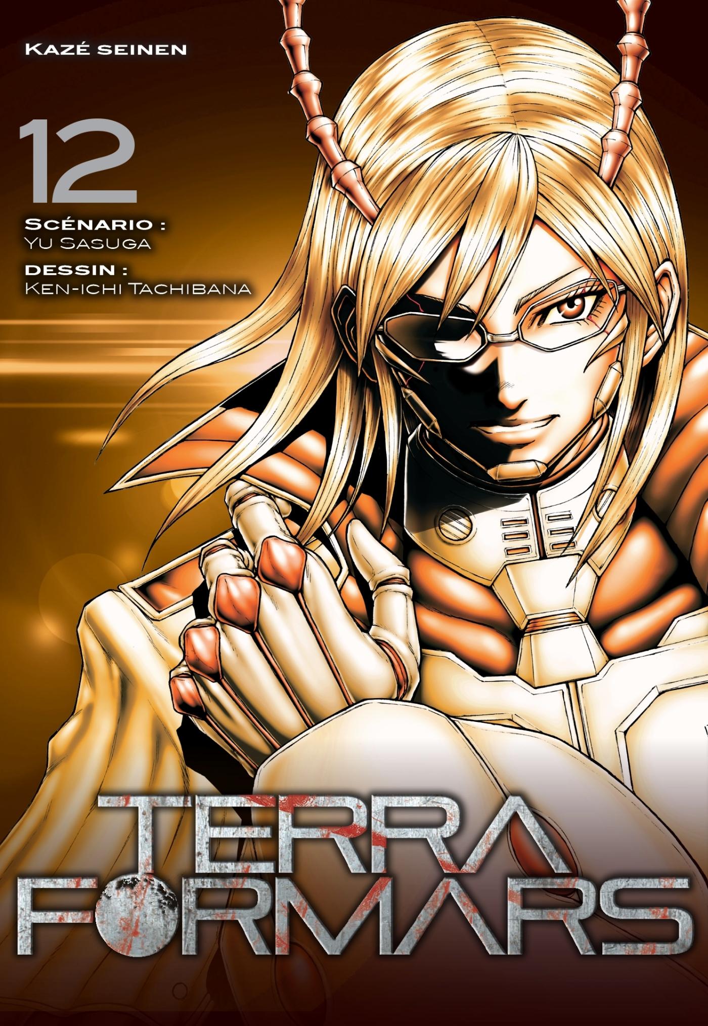 TERRA FORMARS T12