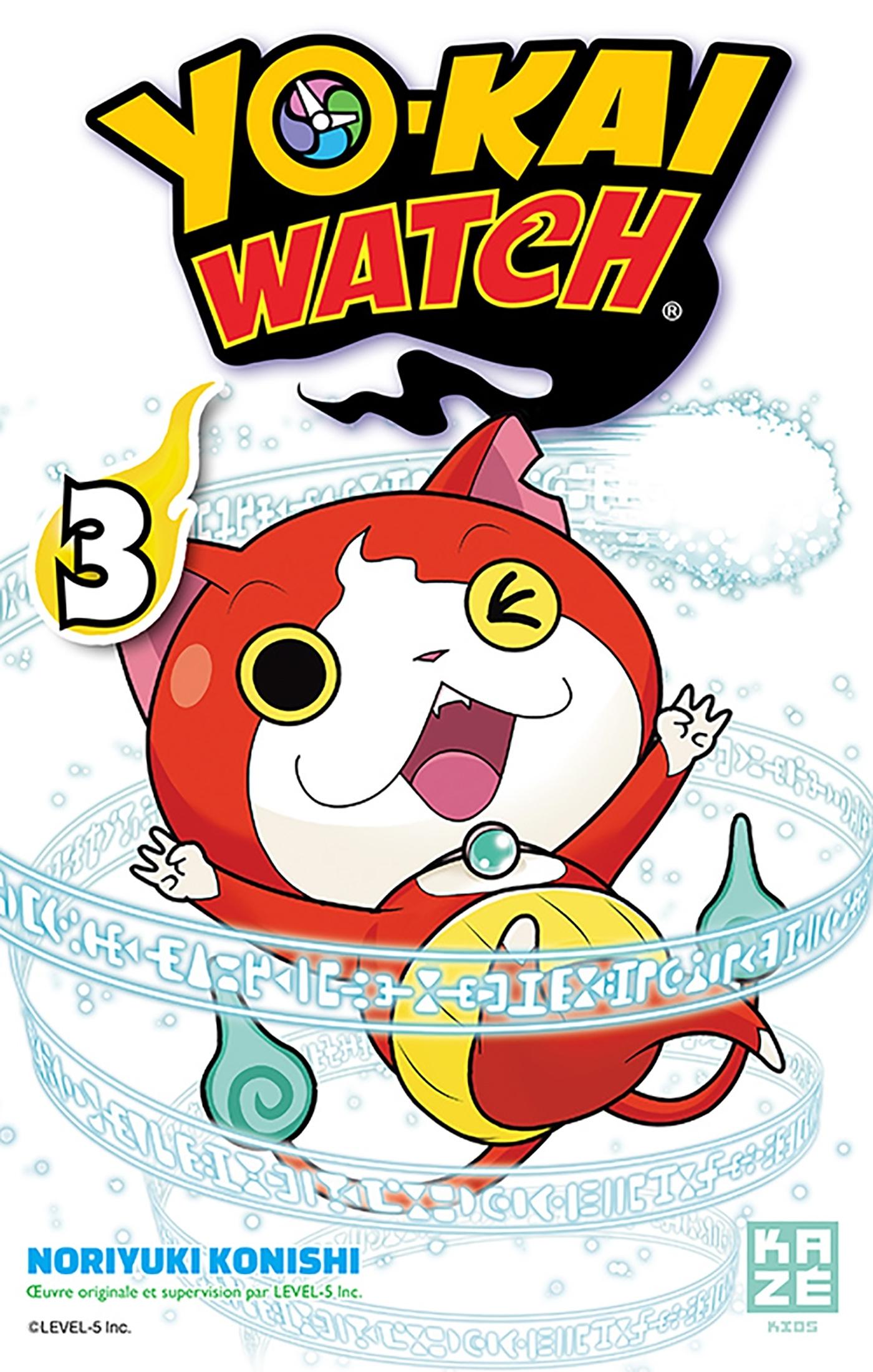 YO-KAI WATCH T03