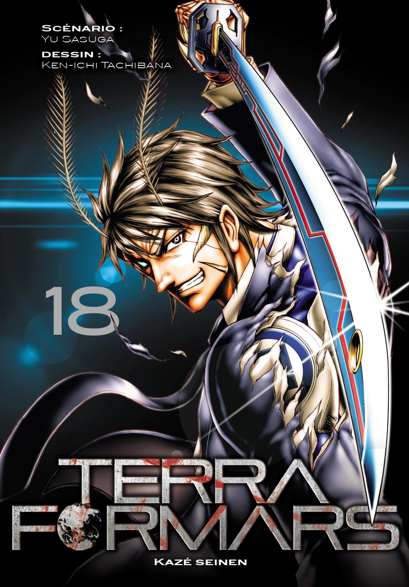 TERRA FORMARS T18