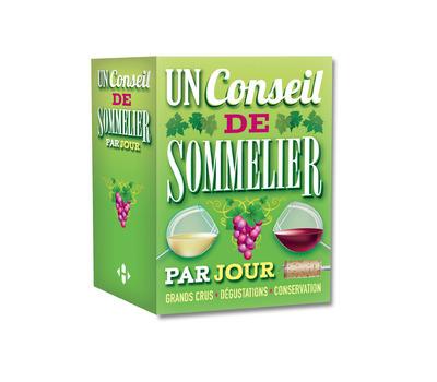 UN CONSEIL DE SOMMELIER PAR JOUR 2017