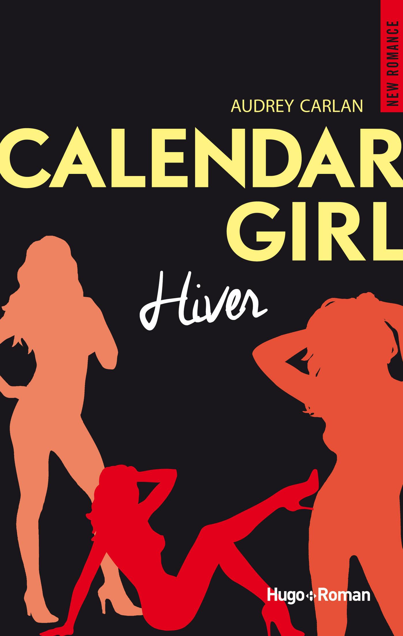 Calendar girl - Saison hiver