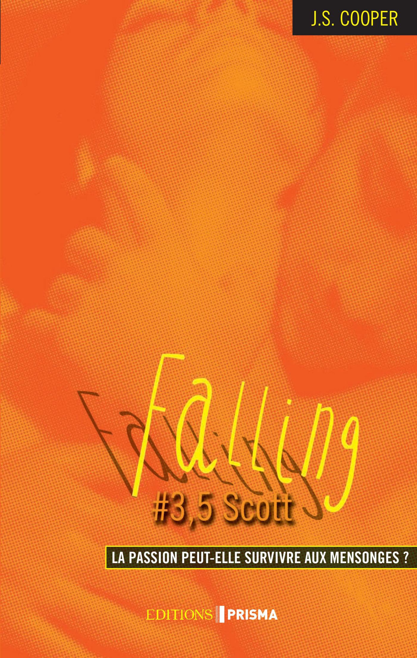 Falling #3,5 Scott