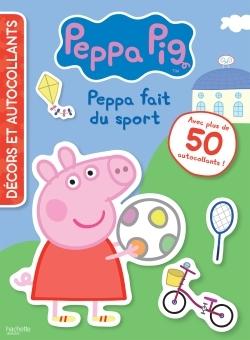 PEPPA PIG - DECORS ET AUTOCOLLANTS - SPORT
