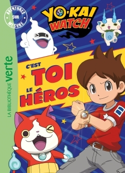 YO-KAI WATCH - AVENTURES SUR MESURE XXL