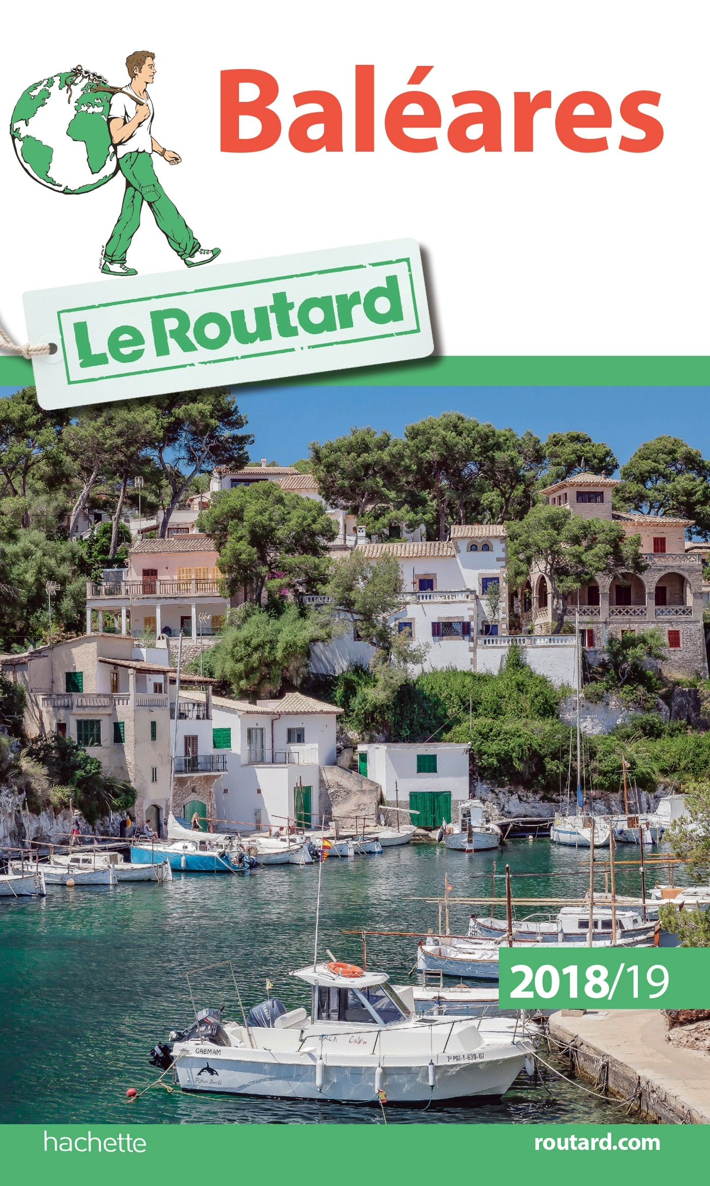 GUIDE DU ROUTARD BALEARES 2018/19
