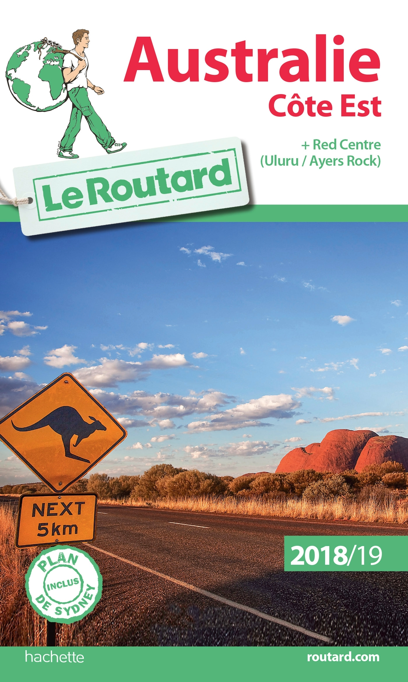 GUIDE DU ROUTARD AUSTRALIE COTE EST 2018/19
