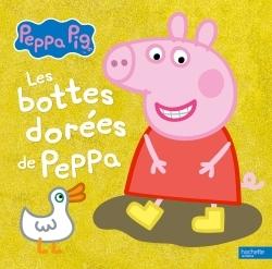 PEPPA PIG - LES BOTTES DOREES DE PEPPA
