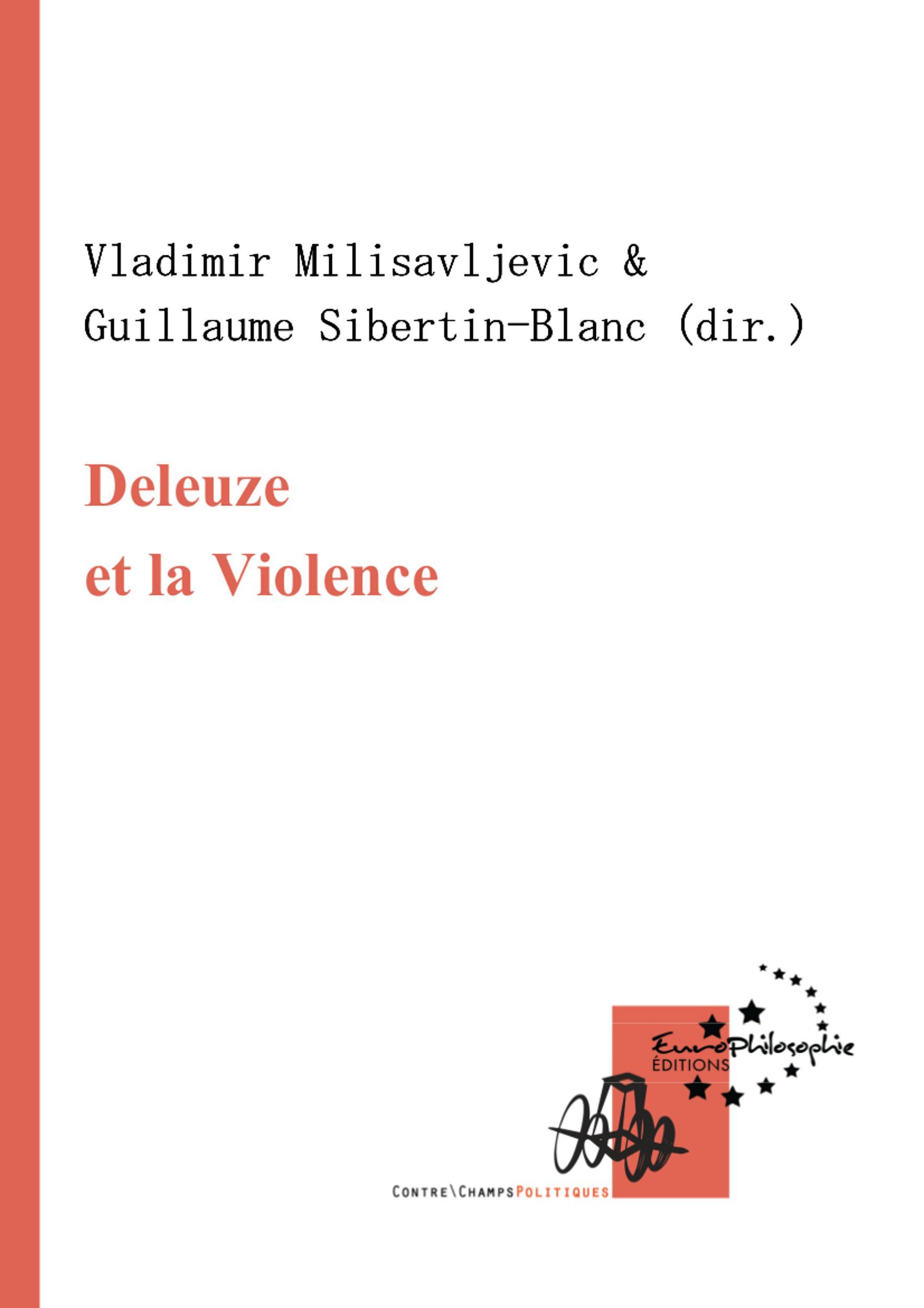Deleuze et la violence