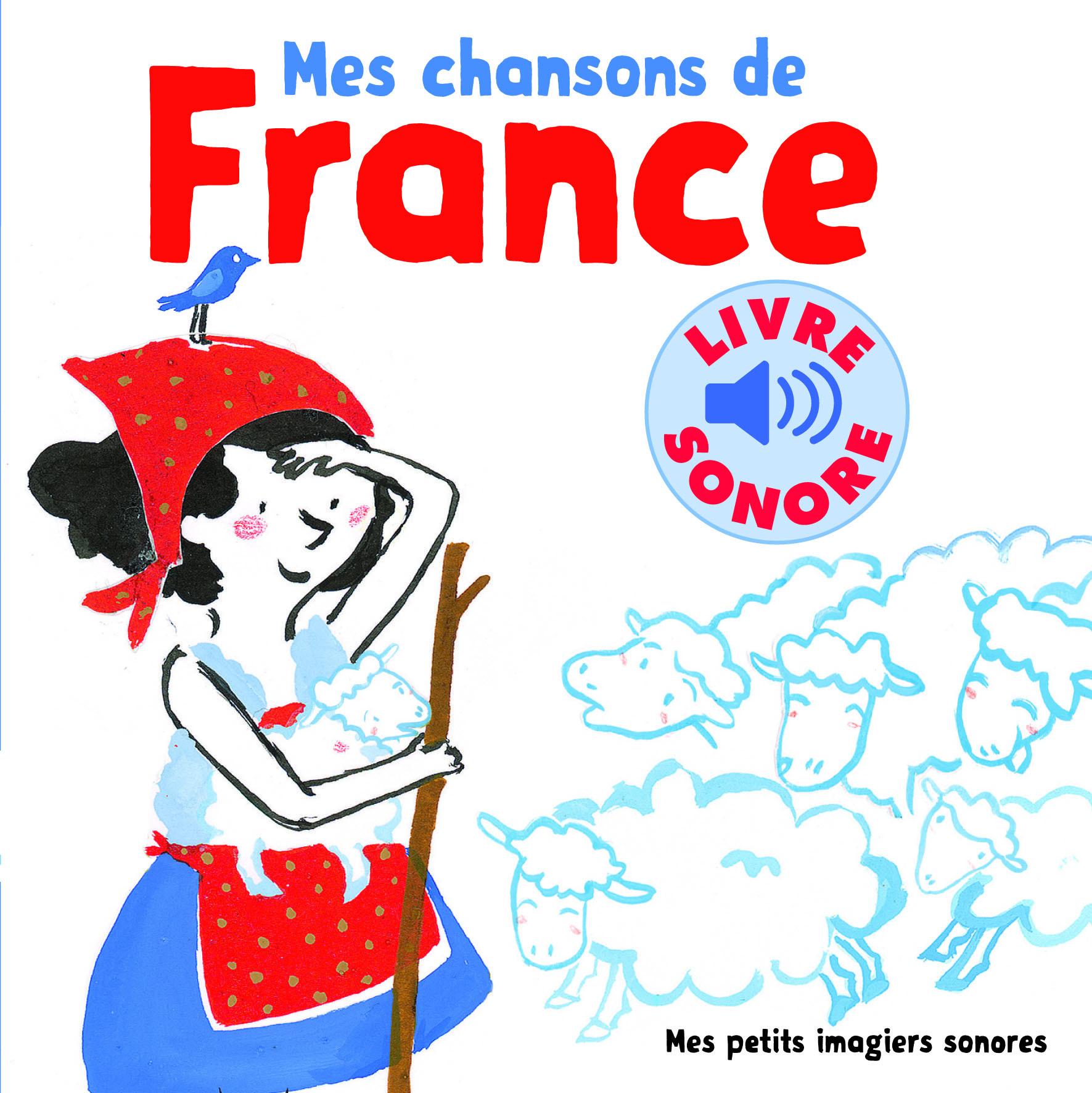 MES CHANSONS DE FRANCE VOL.1