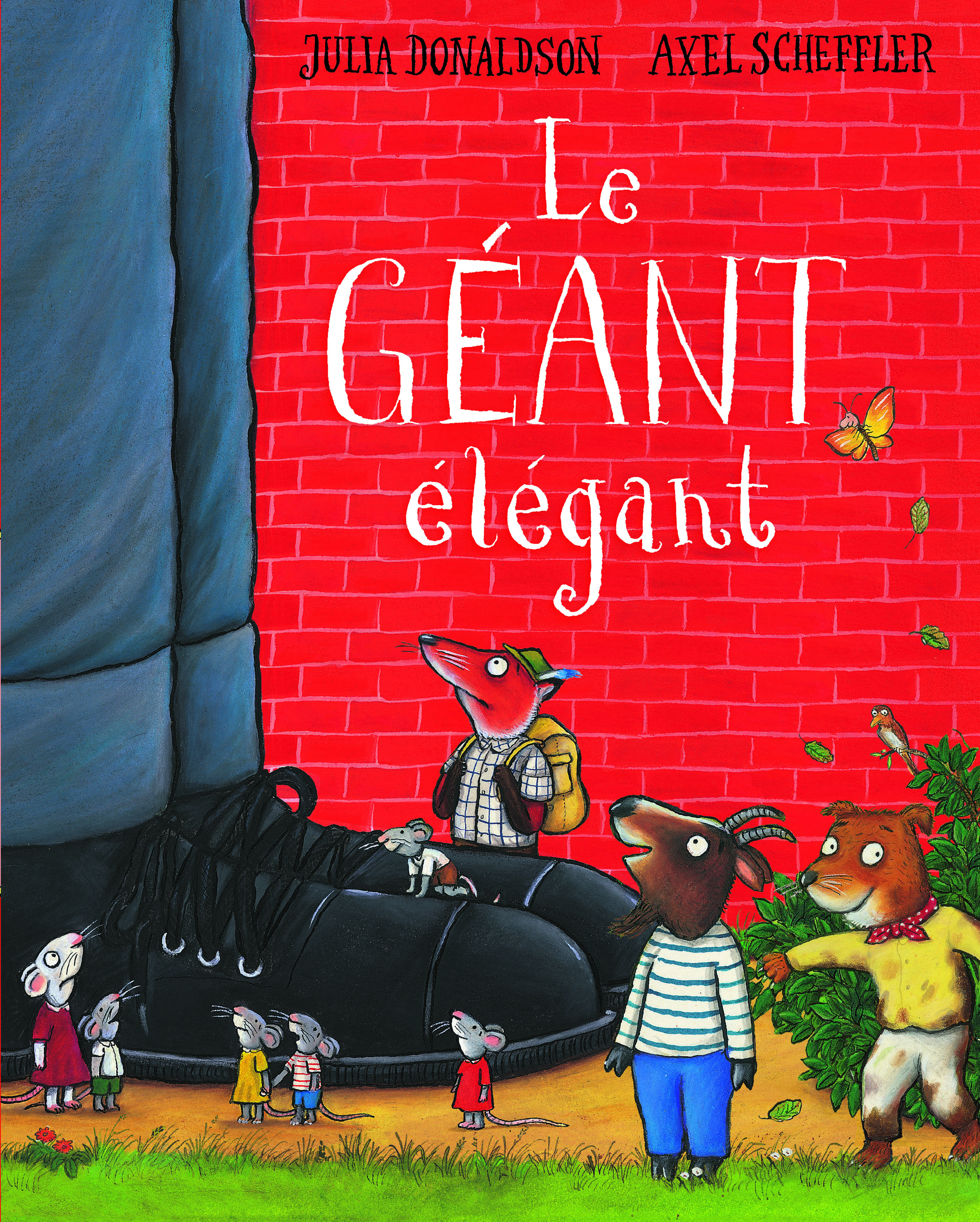 LE GEANT ELEGANT