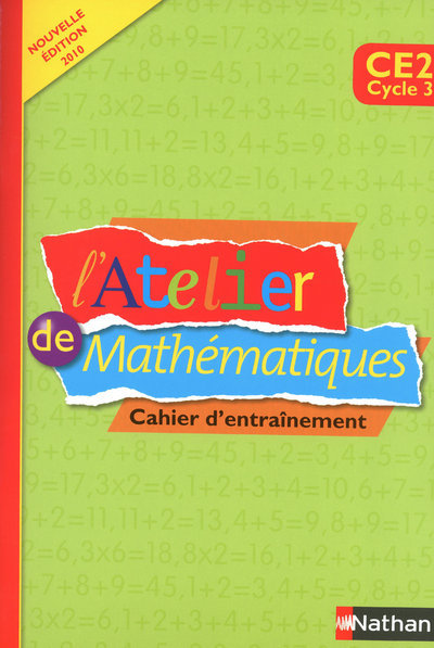 ATELIER MATHS CE2 CAH EXERC