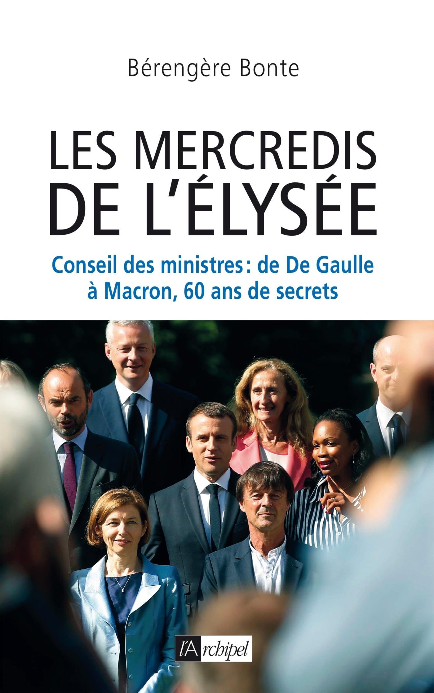 LES MERCREDIS DE L'ELYSEE
