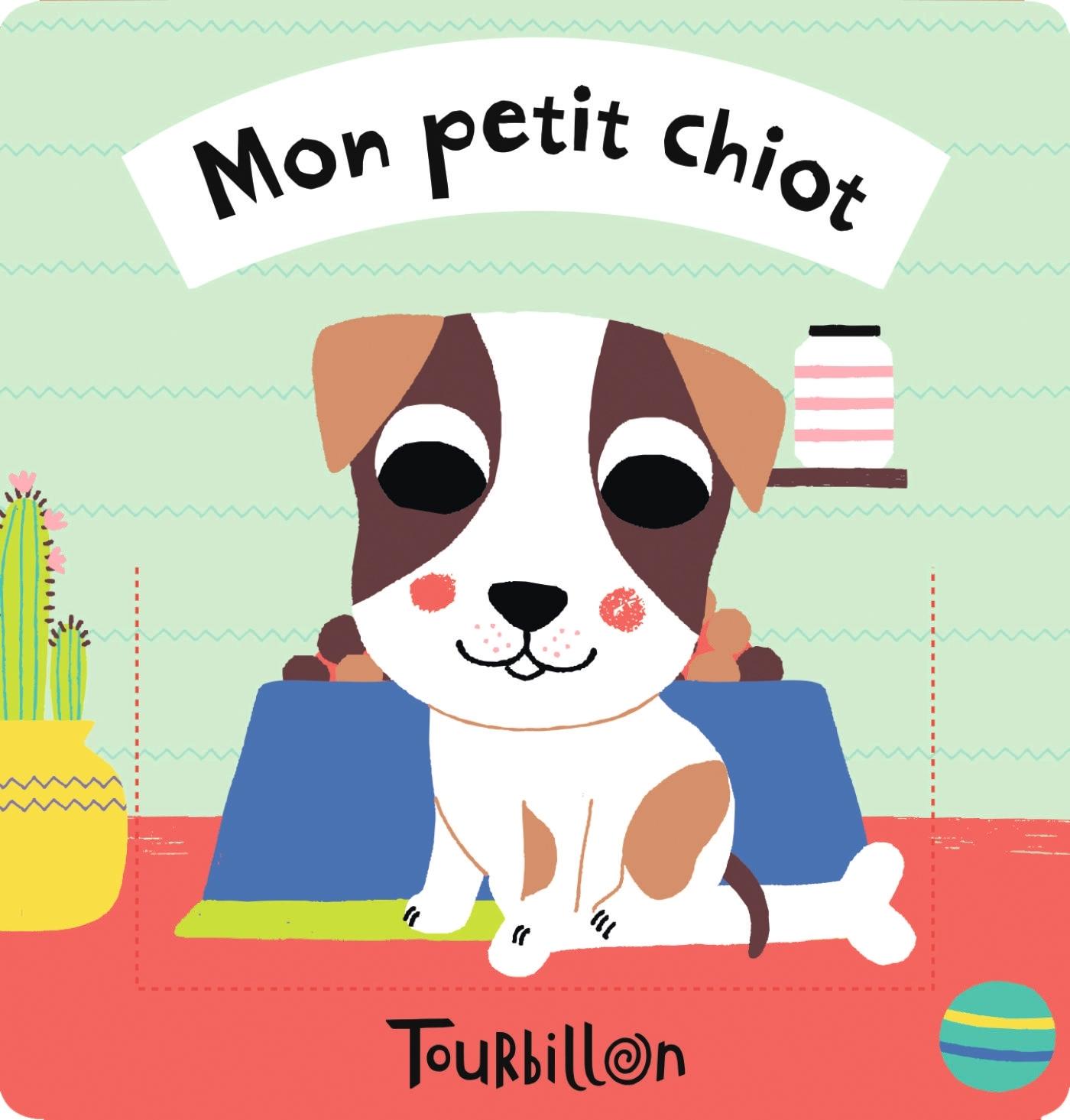 MON PETIT CHIOT - TISSU