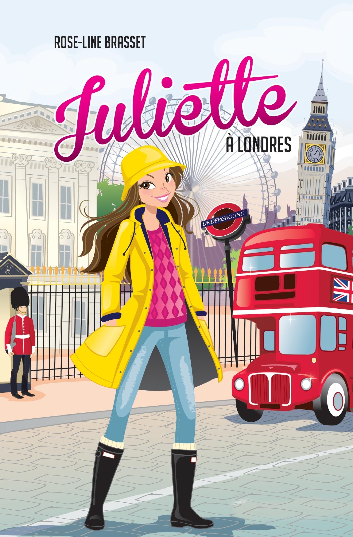 JULIETTE A LONDRES