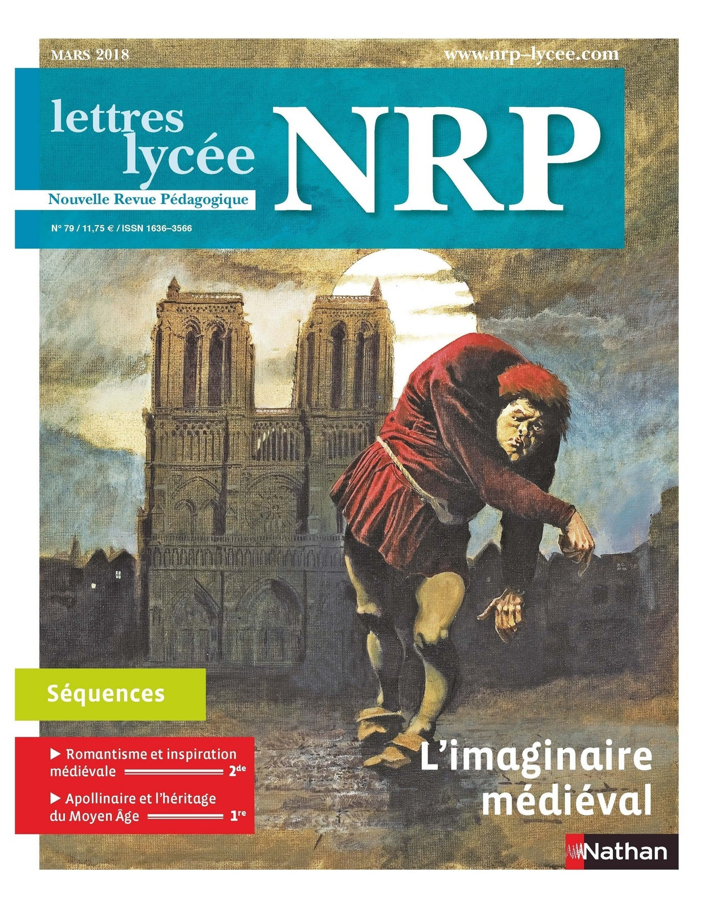 NRP Lycée - L'imaginaire médiéval