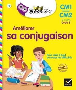 MINI CHOUETTE - AMELIORER SA CONJUGAISON CM1/CM2 9-11 ANS