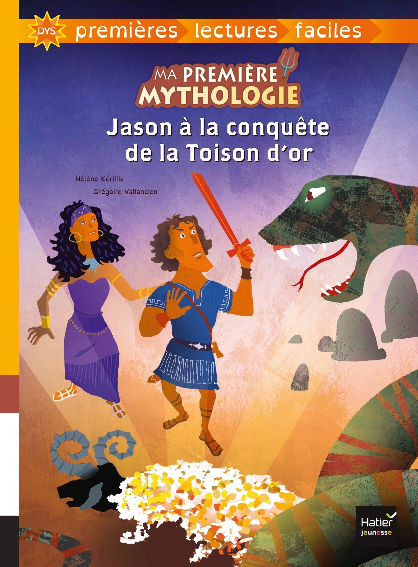 JASON A LA CONQUETE DE LA TOISON D'OR ADAPTE