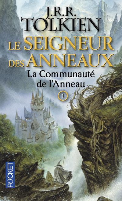 LA COMMUNAUTE DE L'ANNEAU - TOME 1