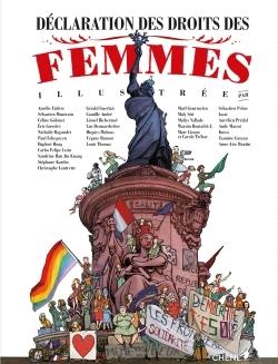 DECLARATION DES DROITS DE LA FEMME ILLUSTREE