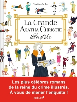 LA GRANDE AGATHA CHRISTIE ILLUSTREE