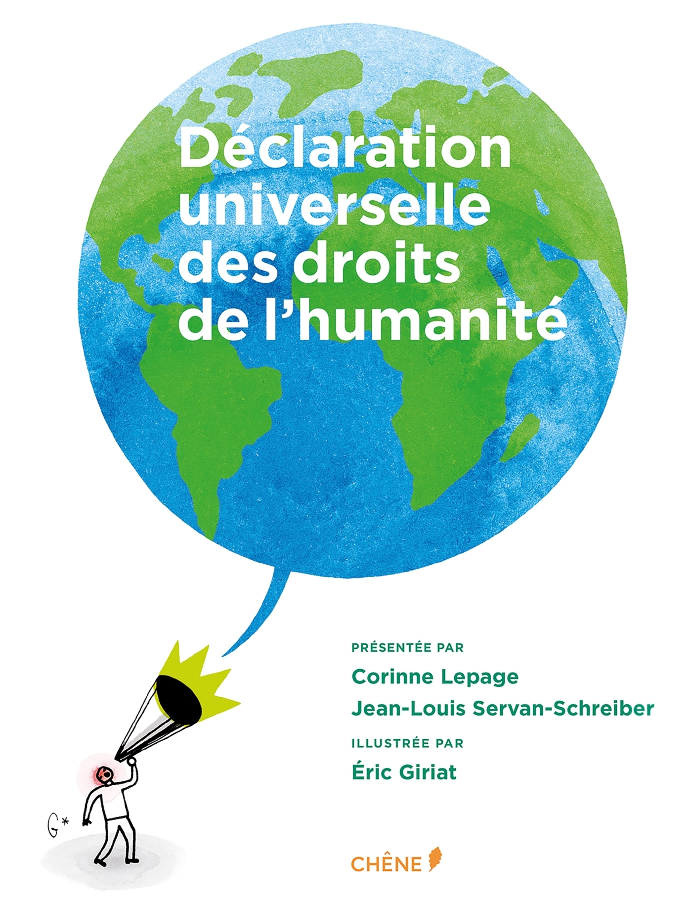 DECLARATION UNIVERSELLE DES DROITS DE L'HUMANITE ILLUSTREE PF